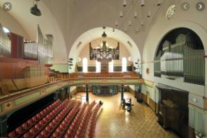 Het Orgelpark Amsterdam